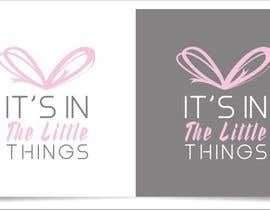 "#94 para ReDesign a Logo for ""It's In The Little Things"" por indraDhe"