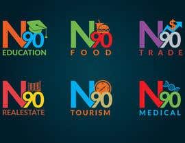 Nro 48 kilpailuun Design a Logo for a group company käyttäjältä JewelBluedot