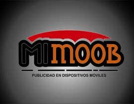 #53 para Diseñar un logotipo para mimoob / Design a logo for mimoob por ALEJVNDRO
