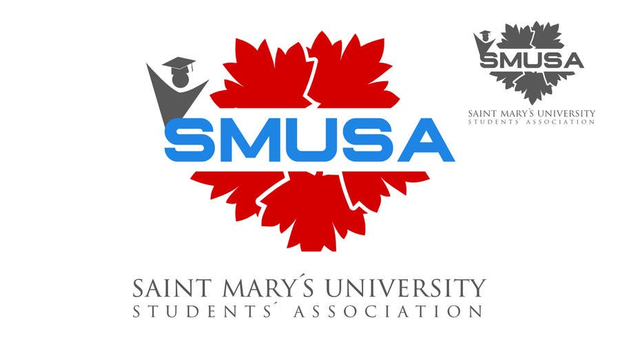 Konkurrenceindlæg #79 for Design a Logo for Saint Mary's University Student's Association