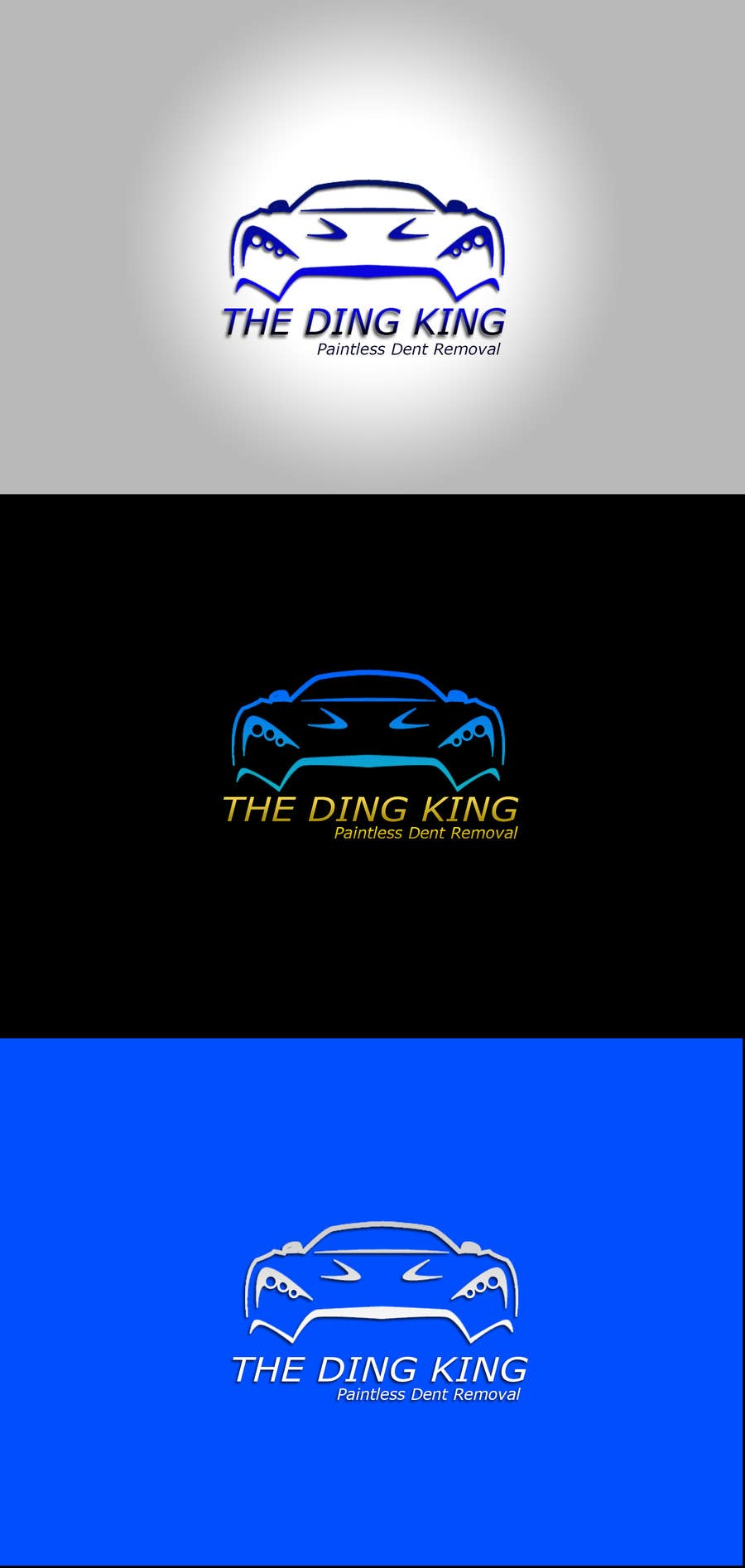 Penyertaan Peraduan #19 untuk Develop a Corporate Identity for The Ding Kings