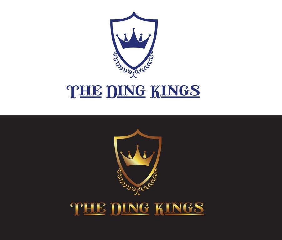 Penyertaan Peraduan #16 untuk Develop a Corporate Identity for The Ding Kings