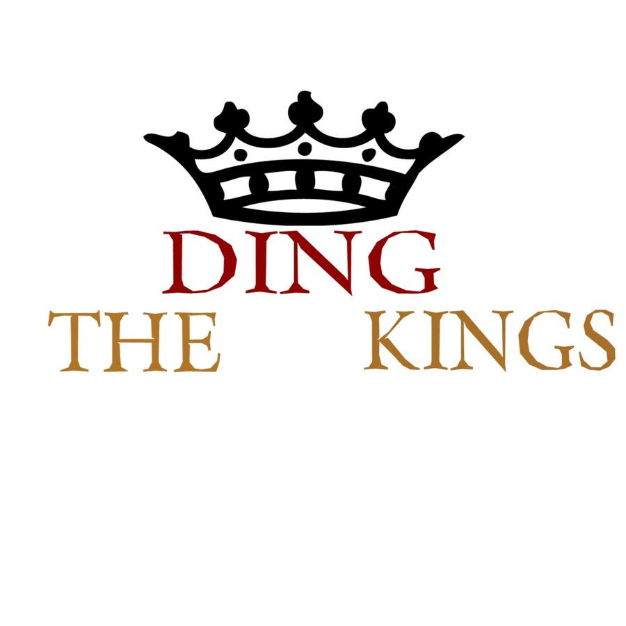 Penyertaan Peraduan #15 untuk Develop a Corporate Identity for The Ding Kings