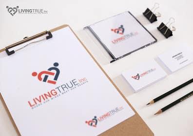 #104 for Design a Logo for  Living True Inc af GraphiqueStyle