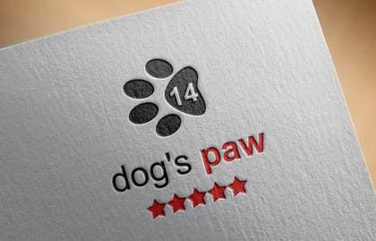 Nro 192 kilpailuun Create a Logo of a Dog's Paw käyttäjältä Anatoliyaaa