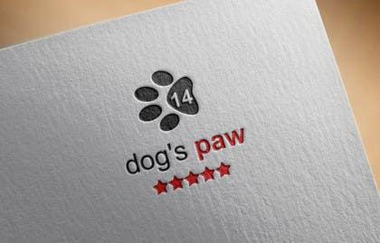 Nro 193 kilpailuun Create a Logo of a Dog's Paw käyttäjältä Anatoliyaaa