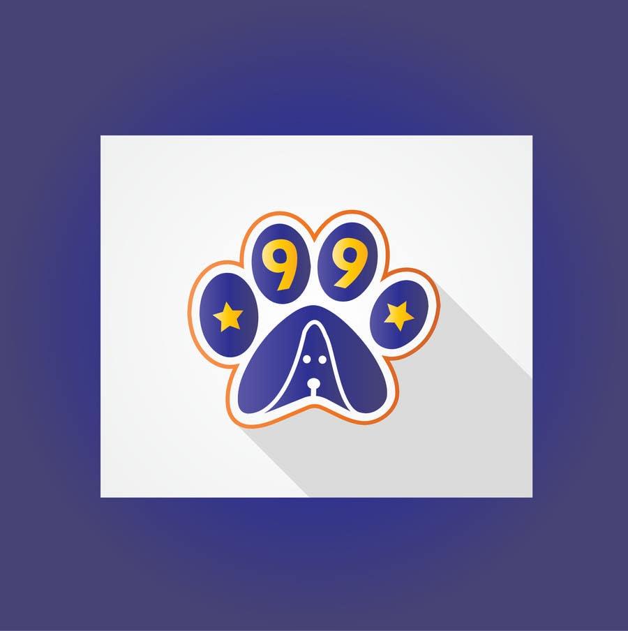 Inscrição nº 857 do Concurso para Create a Logo of a Dog's Paw