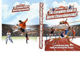 #9 cho Book cover for book on sports statistics bởi Formlessub