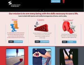 harisramzan11 tarafından Design a Website Mockup - 2 için no 6