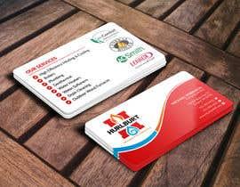 #118 untuk Business Cards for Hurlburt oleh Muazign3r