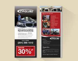 Nro 2 kilpailuun Design a 1 Panel Brochure for Car Business käyttäjältä Stevieyuki