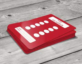 Nro 28 kilpailuun Design a Loyalty Card for Vocal School käyttäjältä Vishwa94