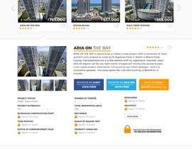 #20 for Design a Website Mockup for real estate pre-construction database af TuneThemesLLC