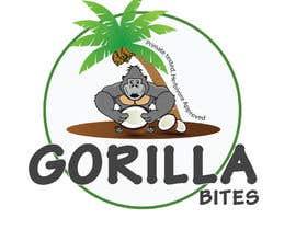 #32 para Design a Logo for Gorilla Bites por srossa001