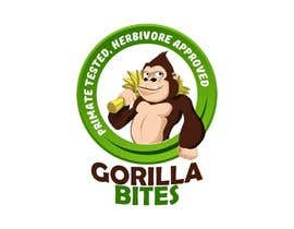 #18 for Design a Logo for Gorilla Bites af farhanid7