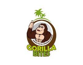 #22 for Design a Logo for Gorilla Bites af farhanid7