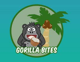 #27 for Design a Logo for Gorilla Bites af Estenio7