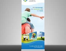 #19 untuk Design a Banner for Circle Of Hope Therapeutic Services, Inc oleh leandeganos