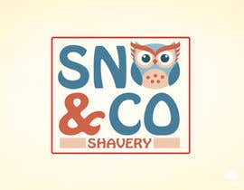 #55 for Design a Logo for shaved snow desert business. af shantallrueda