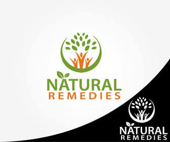 alikarovaliya tarafından Design a Logo for Natural Remedies için no 37
