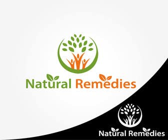 alikarovaliya tarafından Design a Logo for Natural Remedies için no 40