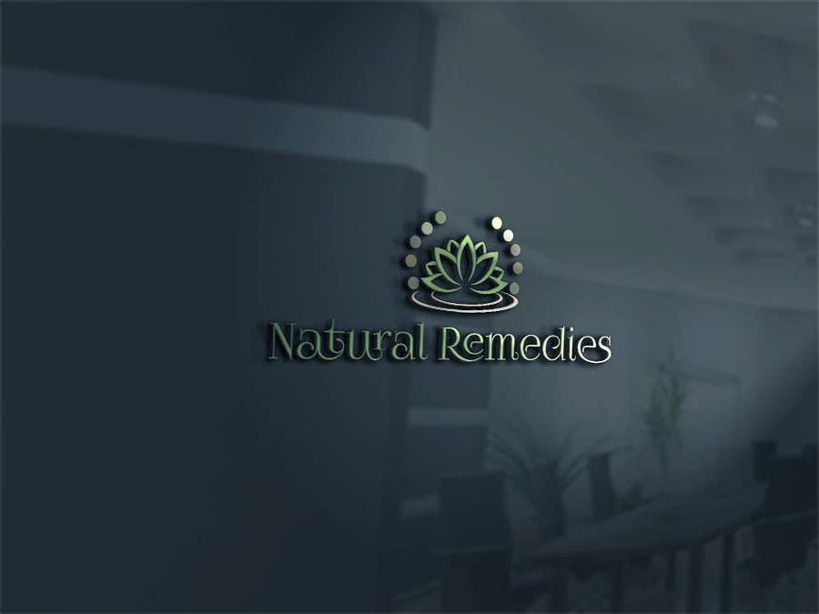 Inscrição nº 20 do Concurso para Design a Logo for Natural Remedies