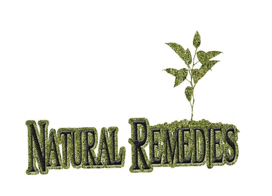 Inscrição nº 87 do Concurso para Design a Logo for Natural Remedies