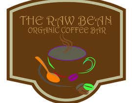 #30 cho Organic Coffee Bar, raw food cafe bởi spikes28
