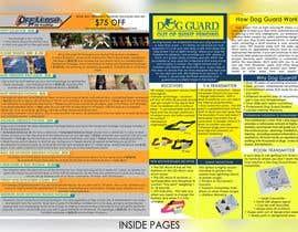 Nro 3 kilpailuun Design a Brochure for OLK9/DogGuard käyttäjältä kimberlykaye04