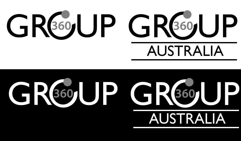 Contest Entry #                                        56                                      for                                         Design a Logo for 360Group Australia