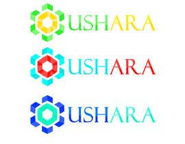 #27 for Design a Logo for Ushara by jeponkz