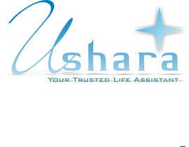 #36 for Design a Logo for Ushara by Anshar123