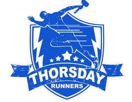 Nro 31 kilpailuun Design a logo & T-shirt for a running club käyttäjältä ralfgwapo