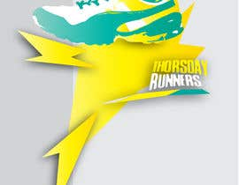 #32 for Design a logo & T-shirt for a running club by malhargarud