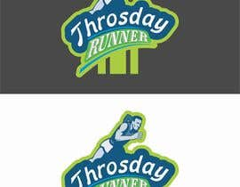 #7 for Design a logo & T-shirt for a running club by ata786ur