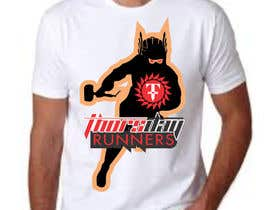 #28 for Design a logo & T-shirt for a running club by moilyp