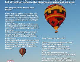 #8 for Chaine Balloon Event af chillipatchweb