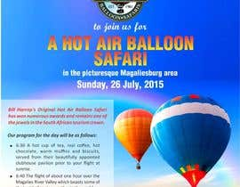 #6 untuk Chaine Balloon Event oleh neerajdadheech