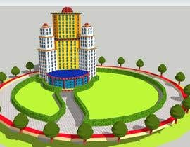 #11 para 100 isometric building designs for iPhone/Android city building game por designerdevilz