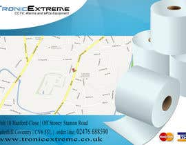 #9 cho Design a Flyer for Thermal Printer Roll bởi alidicera