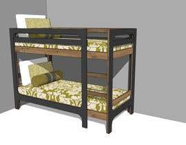 #16 untuk IKEA Bunk Bed Hackathon - Mid Century Modern oleh kmworkmoney