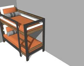 #17 untuk IKEA Bunk Bed Hackathon - Mid Century Modern oleh kmworkmoney