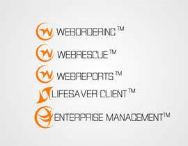 #7 untuk Design a Logo for Our Suite of Software Products oleh won7