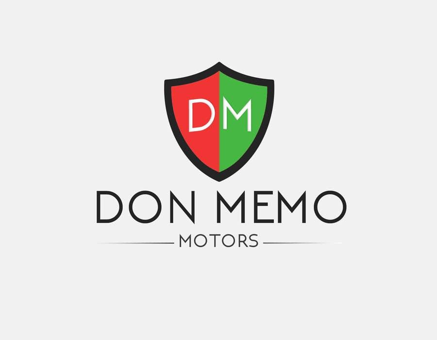 Konkurrenceindlæg #58 for Design a Logo for a Car Dealership