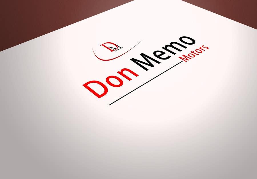 Konkurrenceindlæg #50 for Design a Logo for a Car Dealership