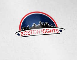 "ralfgwapo tarafından Design a Logo for ""Boston Nights"" için no 3"