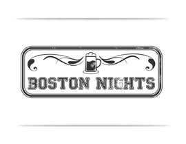 "#25 for Design a Logo for ""Boston Nights"" af georgeecstazy"
