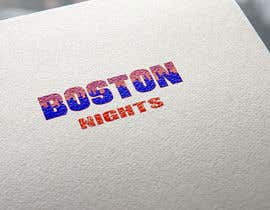 "muhammadjunaid65 tarafından Design a Logo for ""Boston Nights"" için no 29"