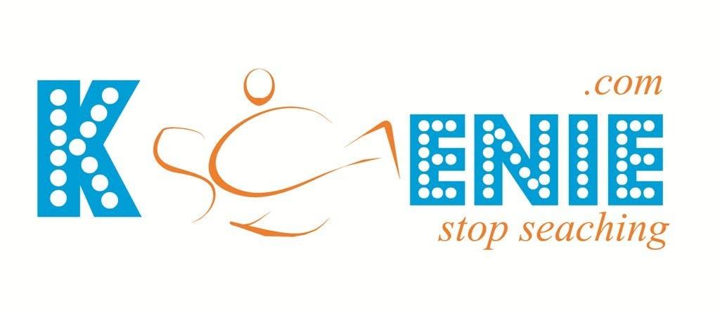 Konkurrenceindlæg #                                        277                                      for                                         Logo Design for KGenie.com