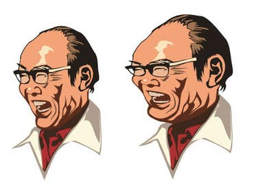 #8 untuk Design a vector graphic that celebrates Soichiro Honda. oleh mogado